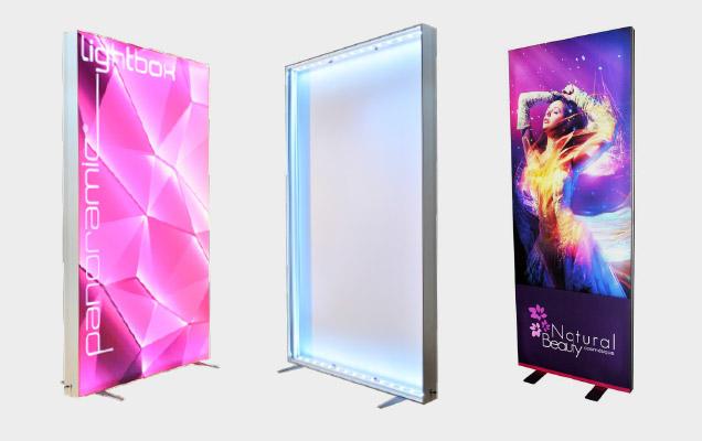 cadre lumineux led design trendy tableau lumineux with cadre lumineux led design stunning. Black Bedroom Furniture Sets. Home Design Ideas
